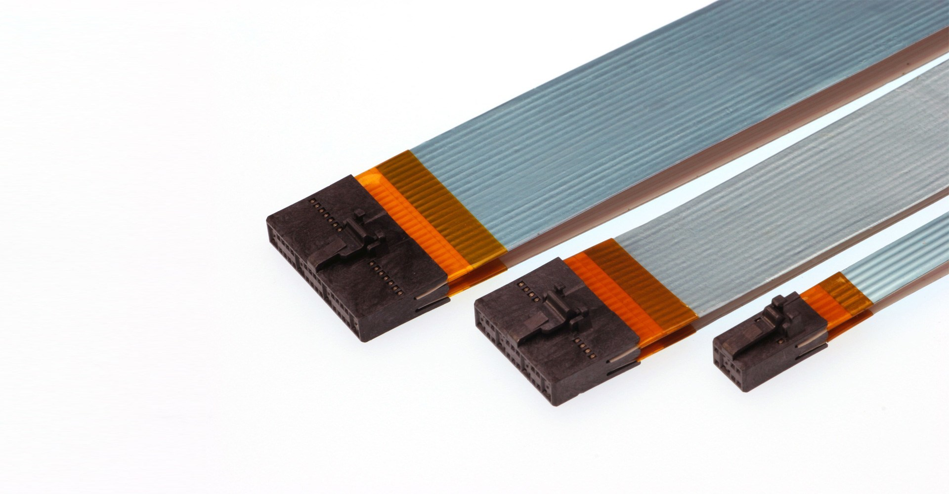Flat Flex Cable Connector : Ffc flat flexible cable lorom