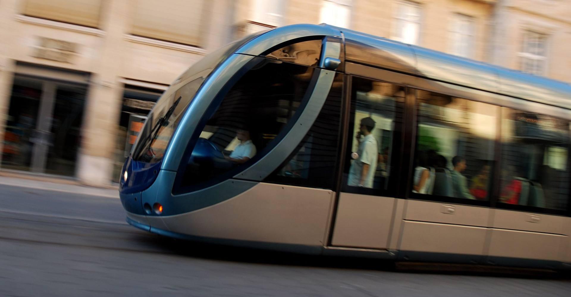 大眾交通和軌道車輛