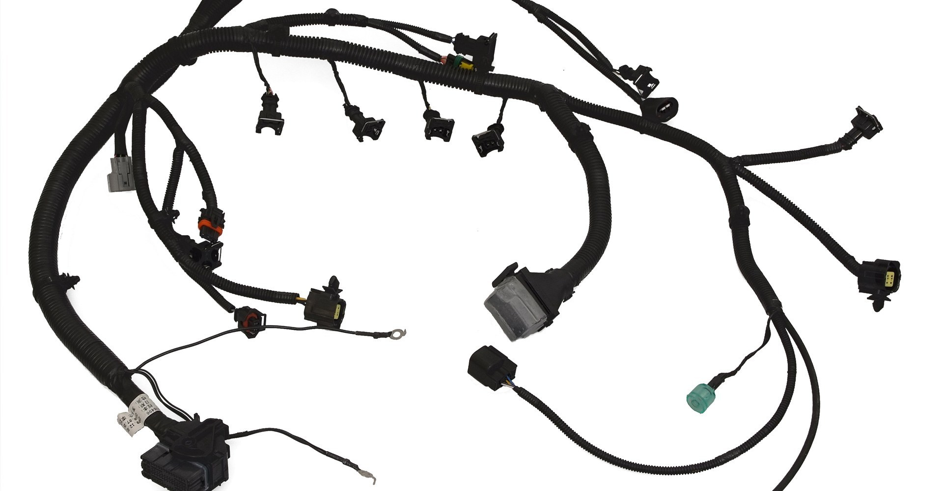 Automotive Wire Harness Products - LoromLorom