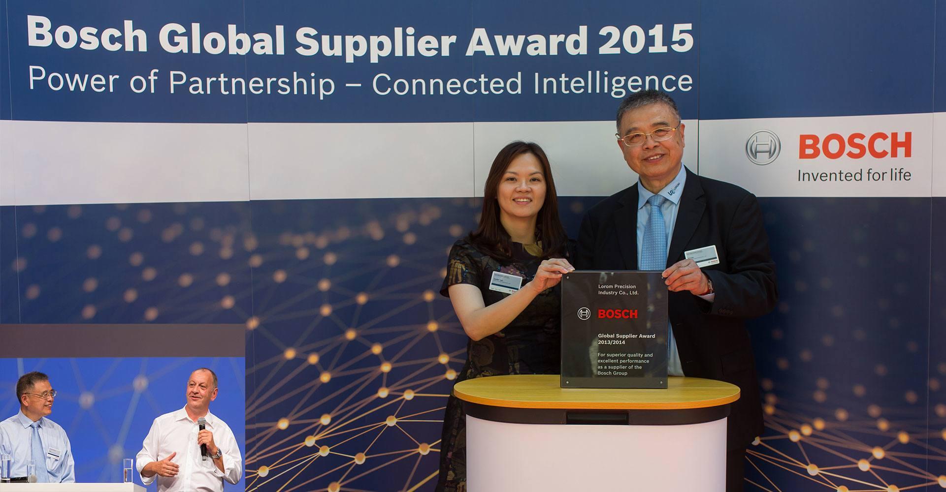 Bosch-award
